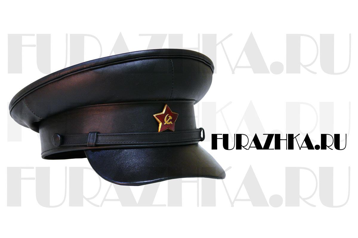 Фуражка (картуз) офицера НКВД (комиссара)