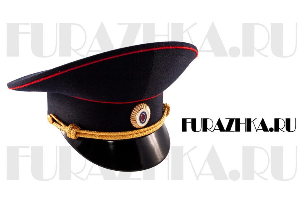 форменные фуражки сотрудников внутренних дел